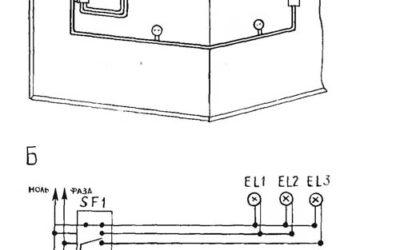 Конструирование электросетей
