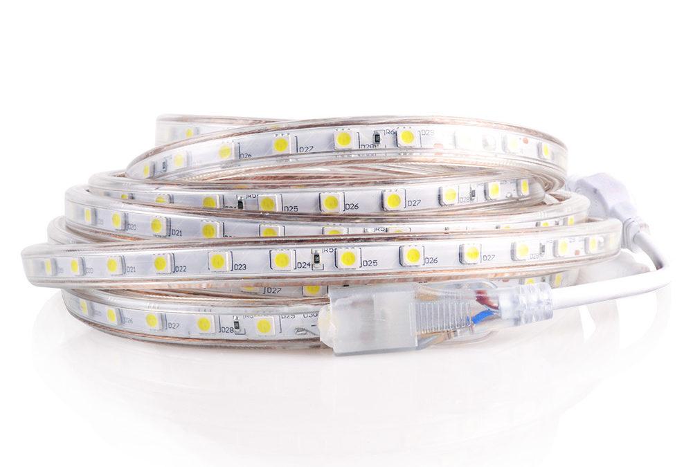 Светодиодная лента RGB 5050 30-60-120 LED